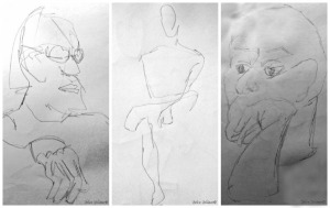 Abstract Figure Studies