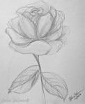 Flower Doodle 1