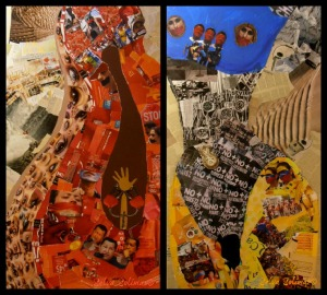 """Creating Your Legacy""  & ""Exposure"" (Diptych)"