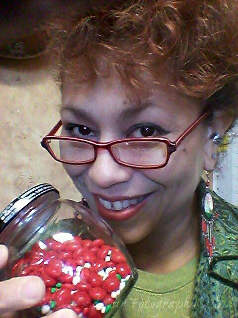 57/365: i love red hots and hot tamales sprinkled with sweet tart bits! *heeheeheeeee* 57/365: me encantan los red hots y tamales calientes con pedacitos de sweet tarts! *jijijijiiiiii*
