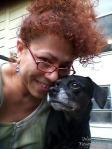 197/365: me and my baby gurL (Mia Ninja) :) she stopped to pose with me! 197/365: yo y mi mamita (Mia Ninja) :) ella paro para tomarse esta linda foto conmigo!